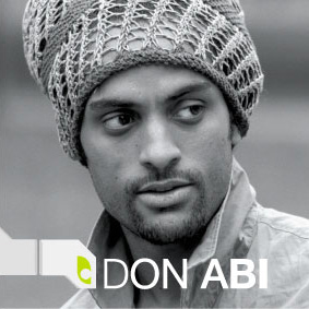 Don Abi's / Abiodun's debutalbum Act of Love, V2 Records