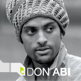 Don Abi's / Abiodun's debutalbum Act of Love, V2 Records