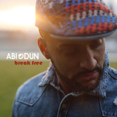 Abiodun aka. Don Abi Front Cover Image new album Break Free