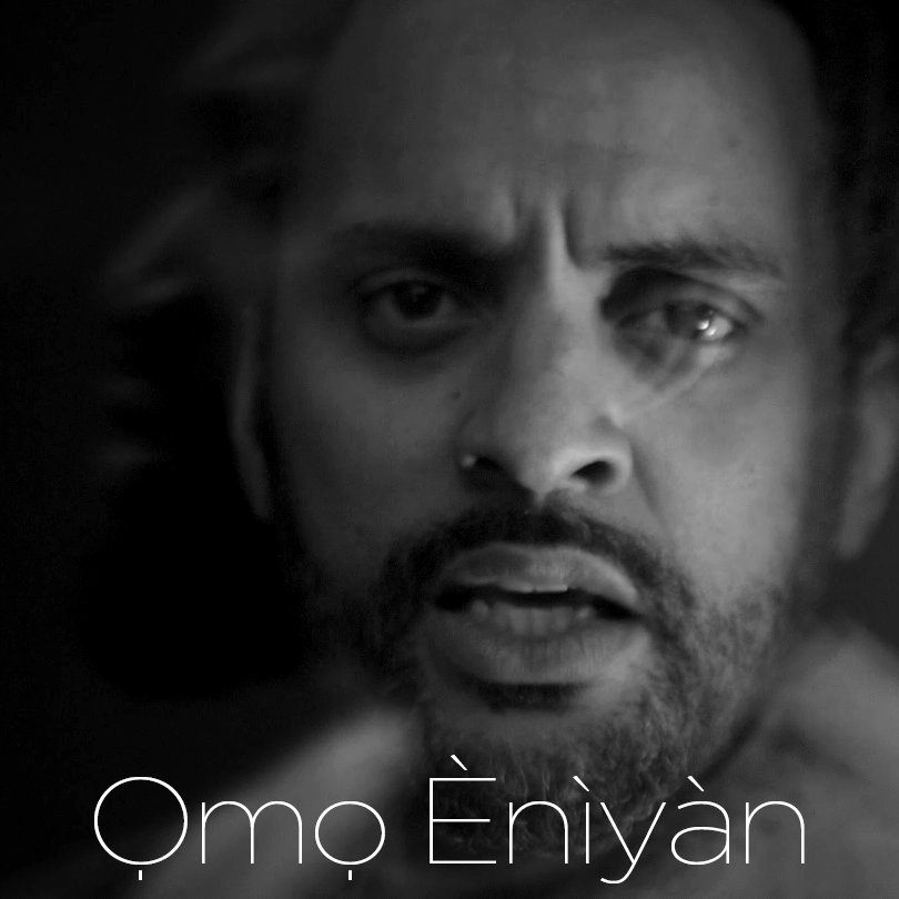 "Single Cover Image of ""Omo Eniyan"" by Abiodun aka. Don Abi"
